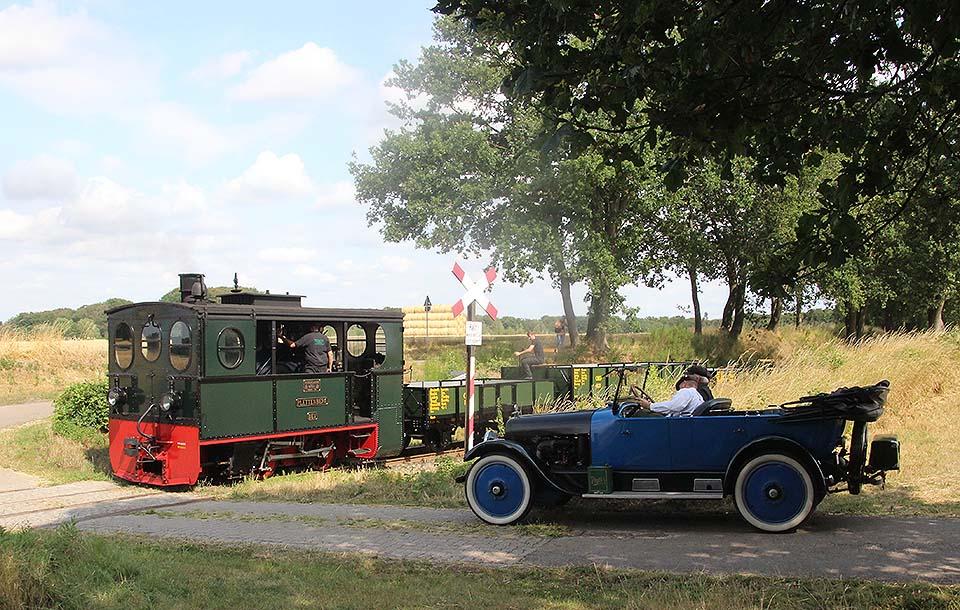 Tage des Eisenbahnfreundes beim DEV