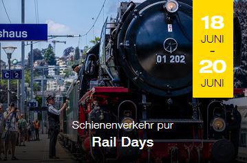 Rail Days, Luzern (CH)